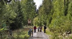 Turistická výprava na Plešivec, září 2018