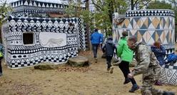 Podzimní tábor – Krkonoše, Albeřice 2018