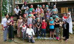 Tábor Hubenov 2019 – Piráti z Hubenova