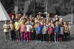 Malý tábor pro malé děti (MTMĎ), Krkonoše 2019